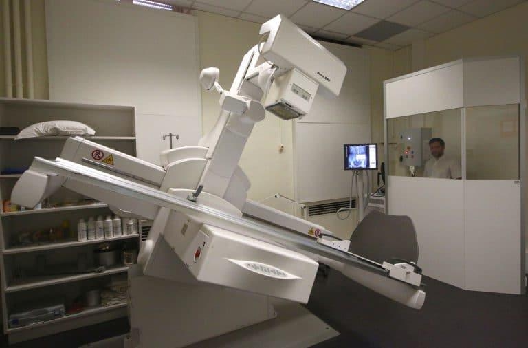 Clinique d'Alençon, Service de Radiologie